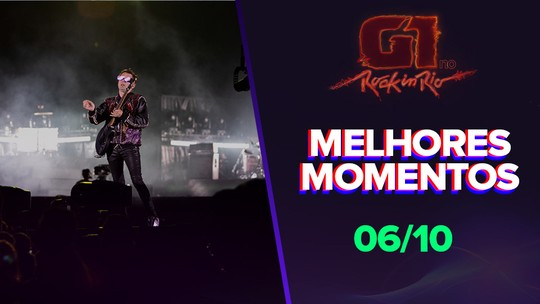 Muse complicado e Imagine Dragons perfeitinho: o resumo do último dia de Rock in Rio 2019