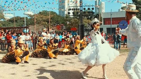 Arraial Arte na Rua celebra a cultura junina em segunda edição em Guarulhos