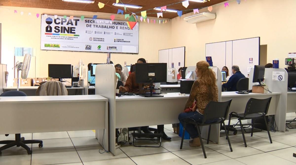 CPAT de Campinas tem 48 vagas de emprego e estágio; salários chegam a R$ 3,4 mil