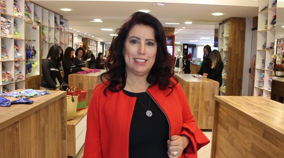 Rosana Marques (Foto: Divulgação )