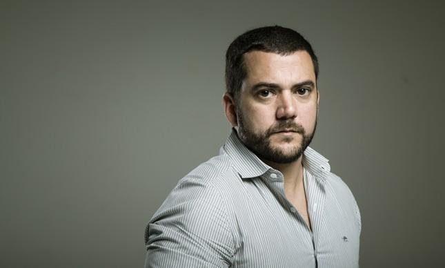 O deputado bolsonarista Carlos Jordy