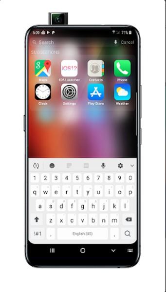 Launcher iOS 13 | Download | TechTudo