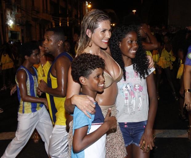 Lívia Andrade (Foto: Marcos Ferreira/Brazil News)