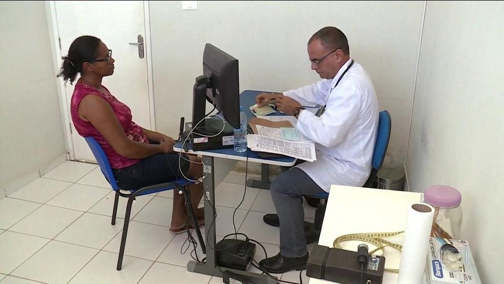 Edital para o programa Mais Médicos oferece 853 vagas distribuídas entre 323 municípios baianos — Foto: Mais médicos