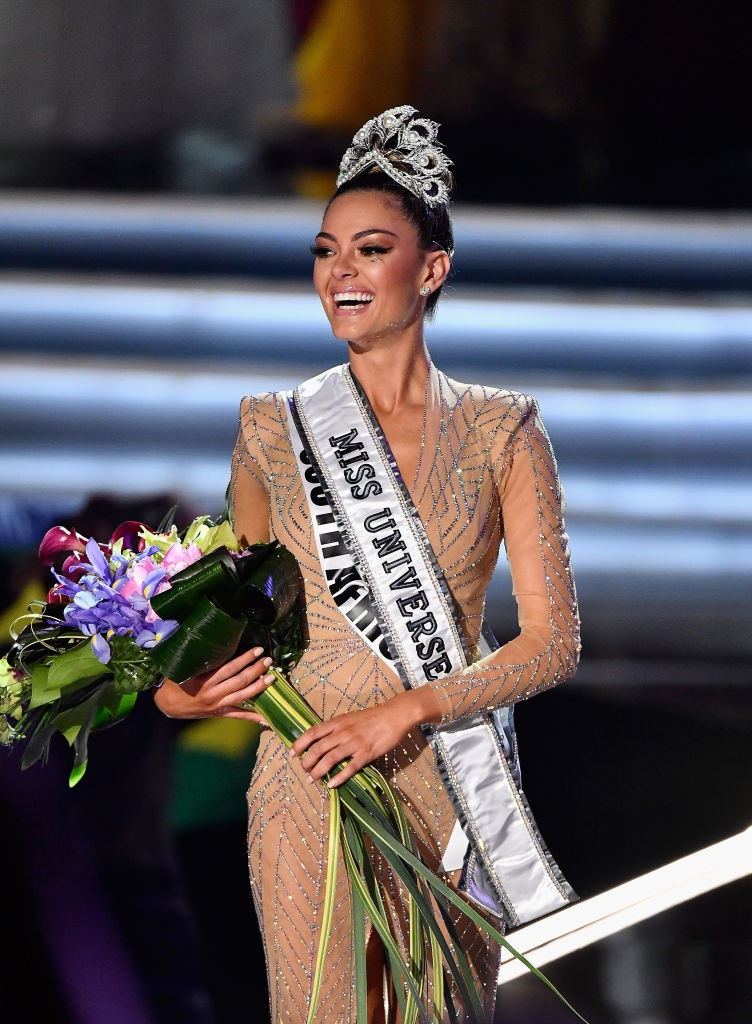 Miss Universo Demi-Leigh Nel-Peters (Foto: Getty Images)
