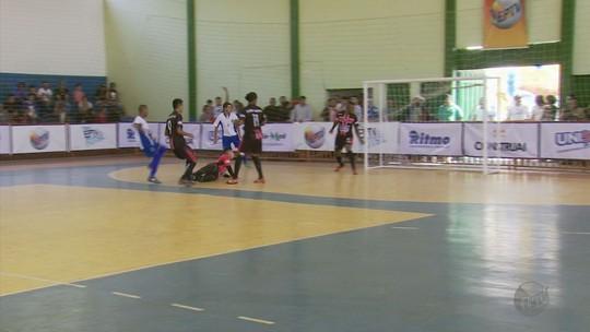 Confira a tabela da 1ª fase da Taça EPTV de Futsal Sul de Minas 2018