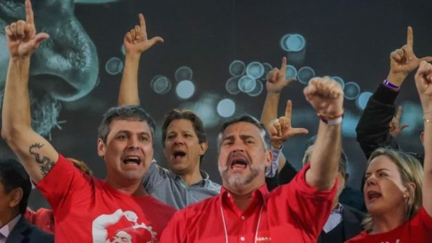 'PT tentou 'escolher' o PSDB como adversário', diz Amaro Grassi, da Dapp-FGV (Foto: RICARDO STUCKERT via BBC)