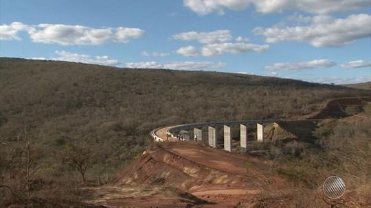 Com obras da FIOL paradas desde 2015 no sudoeste da BA, extração de minério de ferro não pode ser iniciada na região