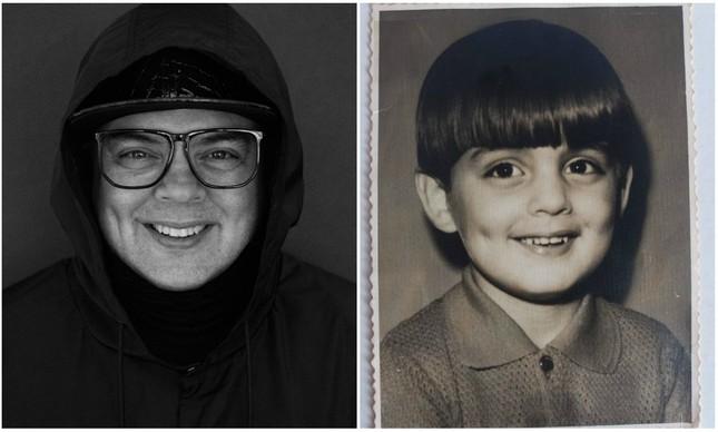 DJ Zé Pedro: agora e na infância