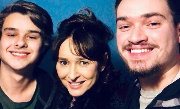 Pedro Arthur, Myrian Rios e Edmar Mank (Foto: Reprodução/Instagram)