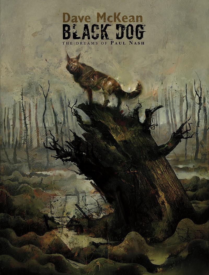 Capa de 'Black Dog' (Foto: Divulgação)