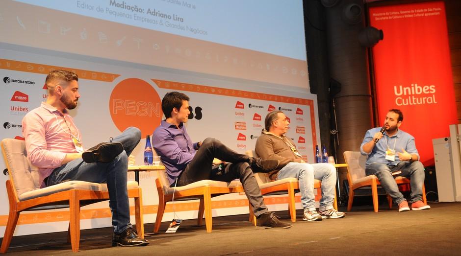 Especialistas em redes sociais dão dicas para empreendedores aumentarem as suas vendas nas redes sociais (Foto: Rafael Jota)
