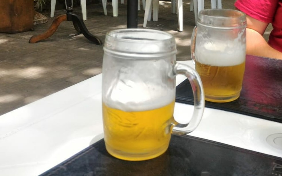 Comércio de bebida alcóolica é proibido em 138 cidades de Goiás nestas eleições — Foto: Vanessa Martins/G1