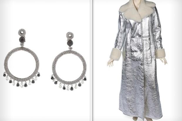 Looks e acessórios de Janet Jackson (Foto: Julien's Auctions)