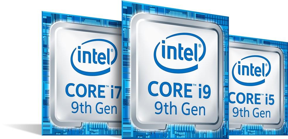 Linha de CPUs chega com novos i5, i7 e i9 para notebooks parrudos — Foto: Divulgação/Intel