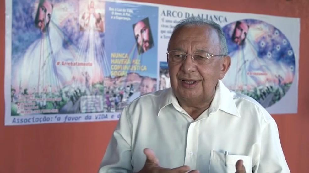Dr. Pessoa é eleito prefeito de Teresina — Foto: Reprodução/TV Clube