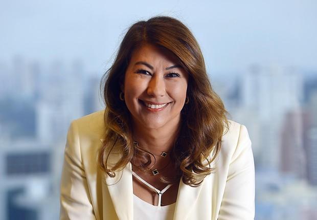 Alessandra Bomura, VP de TI e CIO da Telefônica Vivo (Foto: Divulgação)