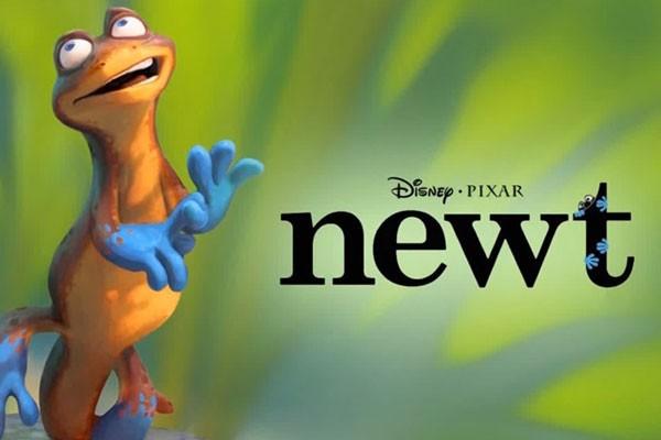 Arte de Newt (Foto: Reprodução)