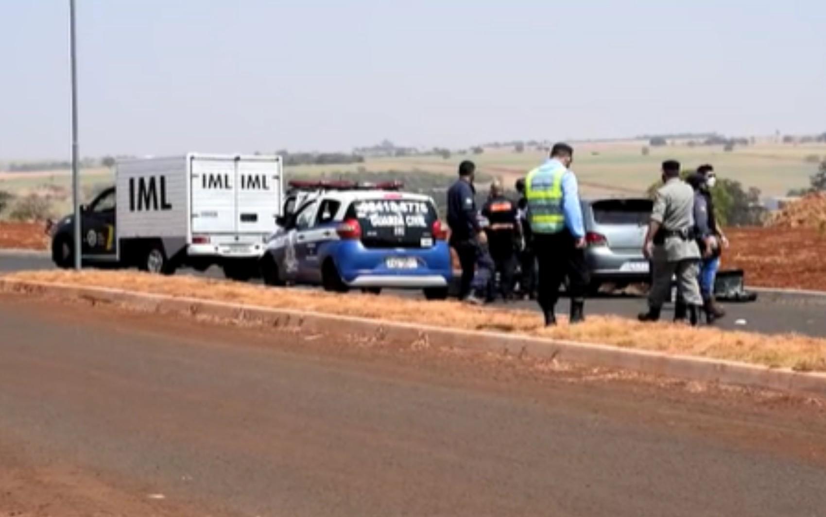 Pai e filho de 17 anos são mortos com série de tiros dentro de carro em Quirinópolis