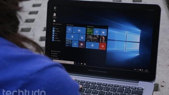 Foto: (Notebook demorando para ligar? Veja como fazer o PC iniciar mais rápido (Foto: Luana Marfim/TechTudo))