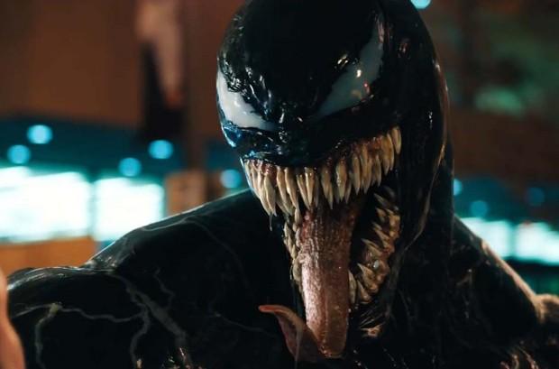 Tom Hardy é Venom (Foto: Divulgação)