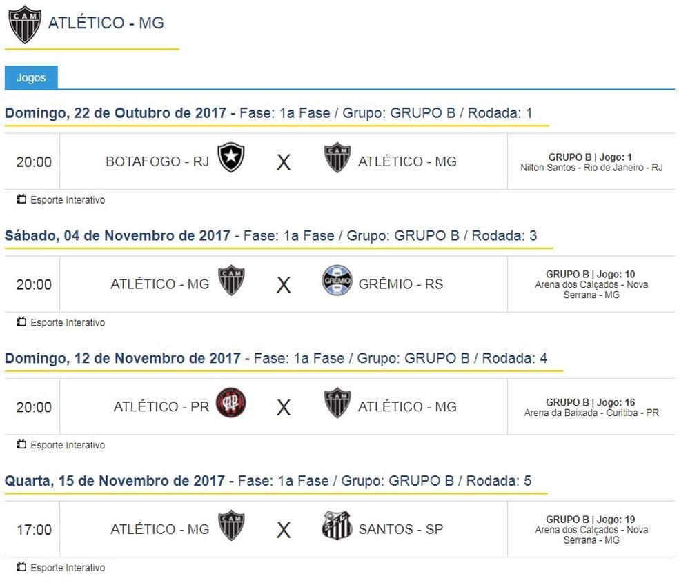 Cbf Divulga Tabela Do Campeonato Brasileiro Sub 23 Veja Jogos E Datas Futebol Ge