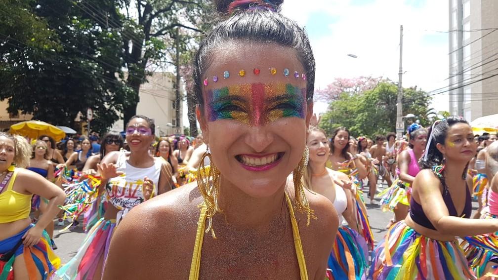 Belo Horizonte espera receber 5 milhões de foliões no carnaval 2020  — Foto: Thaís Leocádio/G1