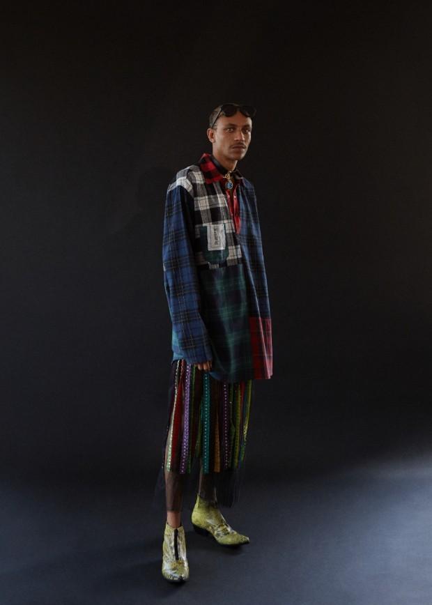 Edgar: Rapper futurista faz discurso social com força e sem clichês (Foto: Takeuchiss)