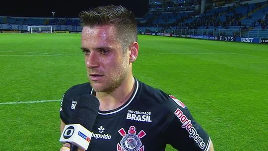 """Ramiro: """"Em momento nenhum vai agradar o empate"""""""