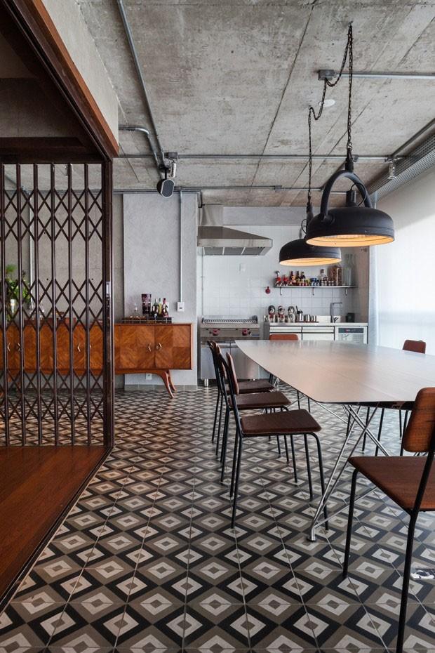 Apartamentos integrados: 25 ideias inspiradoras (Foto: Divulgação)
