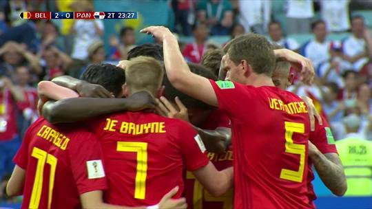Hazard se explica após críticas a Lukaku na estreia da Bélgica