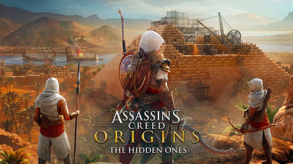 Assassin's Creed Origins faz parte da promoção da Xbox Live — Foto: Divulgação/Ubisoft