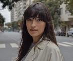 Carolina Oliveira, em Buenos Aires   Reprodução