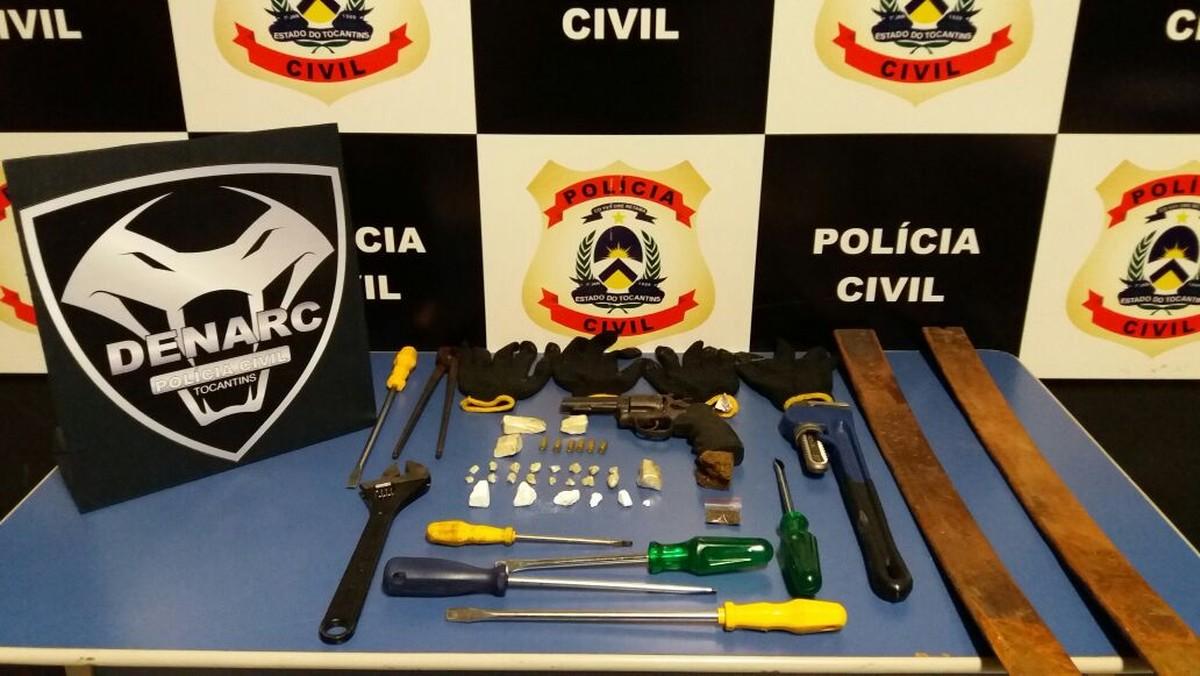 Suspeitos de explosões em caixas eletrônicos e assassinatos são presos