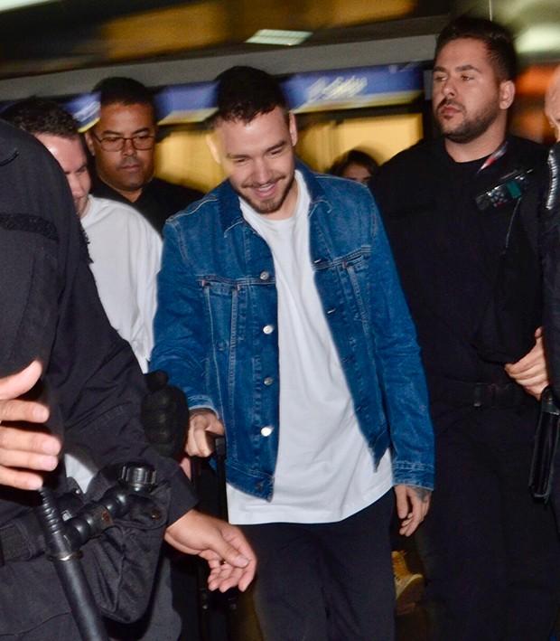 Liam Payne (Foto: Clayton Felizardo/Brazil News)