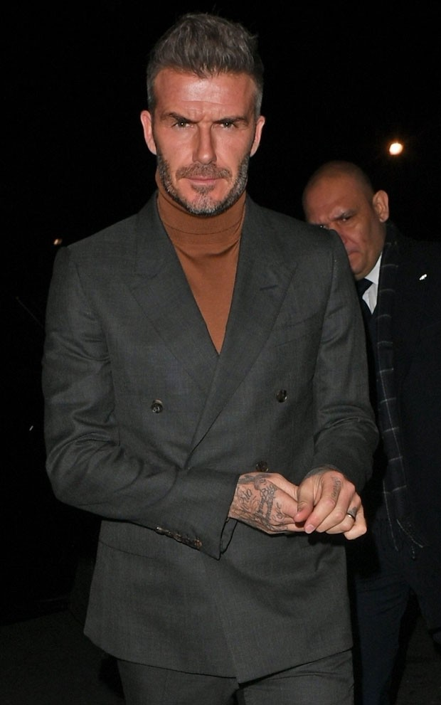 David Beckham (Foto: BackGrid)