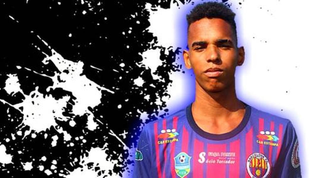 Barcelona de Vilhena anuncia atacante carioca para reforço do elenco ... 095477dd98e53
