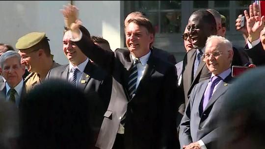 Presidente Bolsonaro celebra o 130º aniversário do Colégio Militar do Rio
