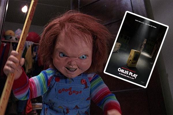 Cartaz do remake de Brinquedo Assassino (Foto: divultação)