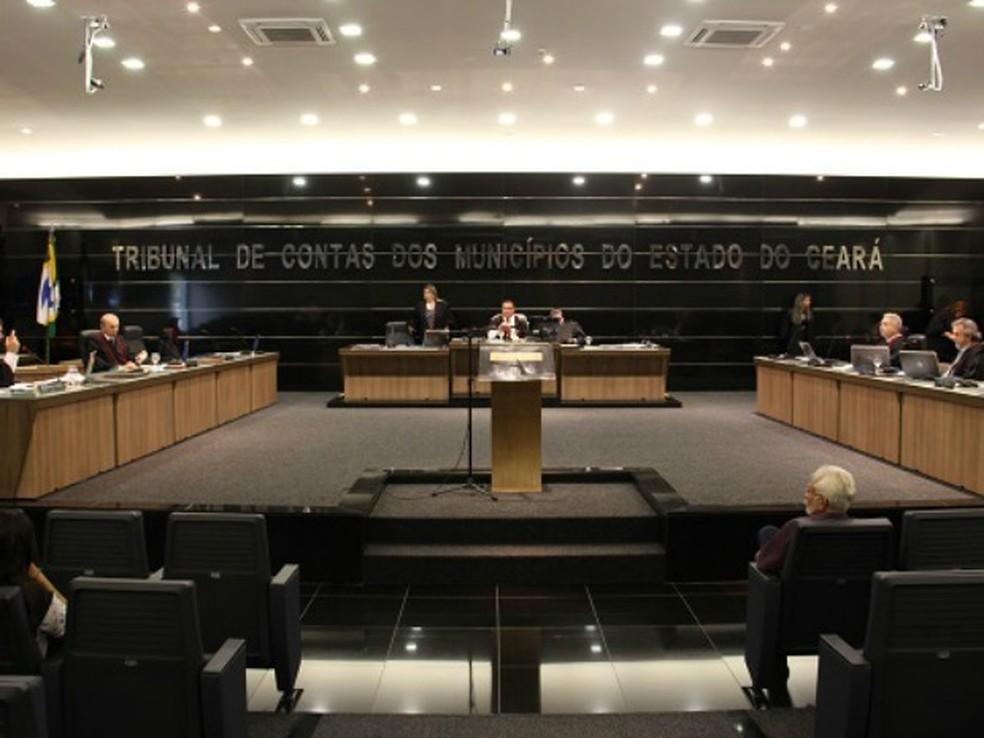 Tribunal de Contas do Ceará (Foto: TCM/Divulgação)