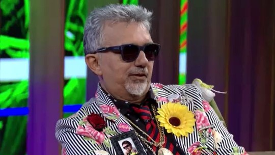 Falcão lembra polêmica com Pink Floyd e afirma: 'A Jovem Guarda renovou a música brega'