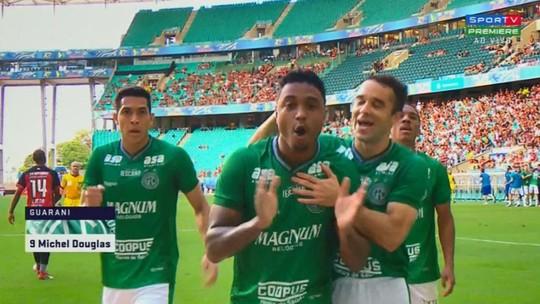 Carpini destaca jogo corajoso do Guarani em Salvador e espera que vitória marque reação na Série B