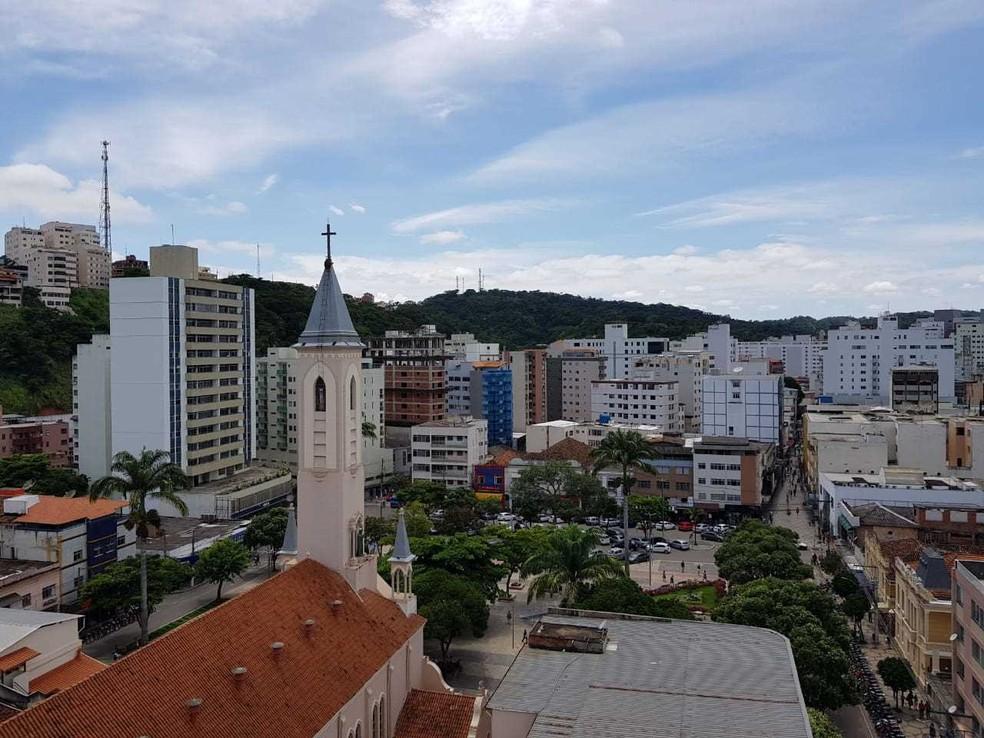Viçosa — Foto: Prefeitura de Viçosa/Divulgação