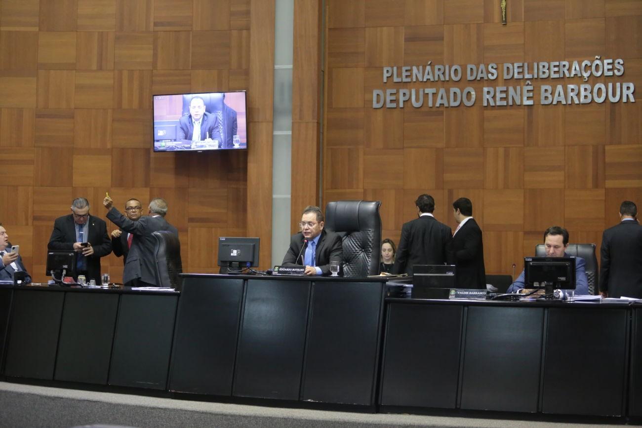 Empréstimo de US$ 56,2 milhões pelo governo é aprovado por ALMT