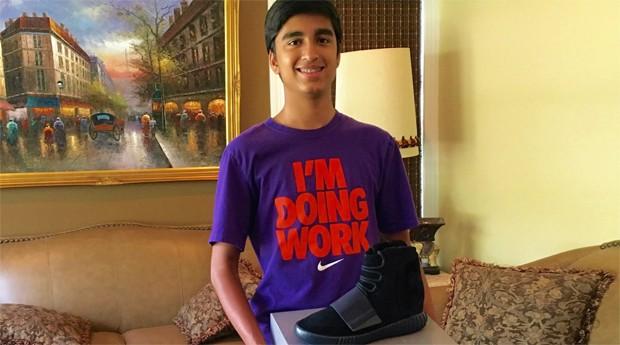 O jovem empreendedor Srijan Sharma (Foto: Divulgação/Universidade Wharton)