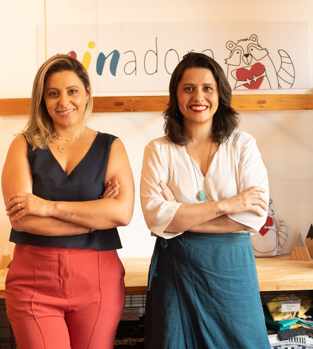 Empreendedoras faturam R$ 450 mil com malinhas personalizadas de roupas infantis