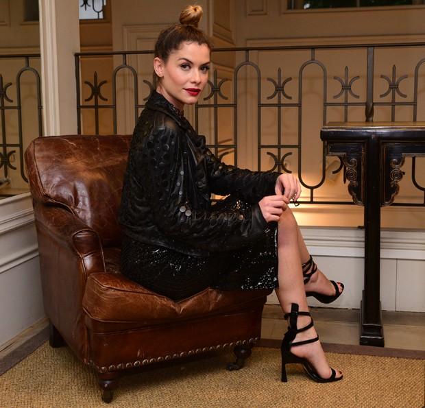 Alinne Moraes (Foto: Leo Franco / AgNews)