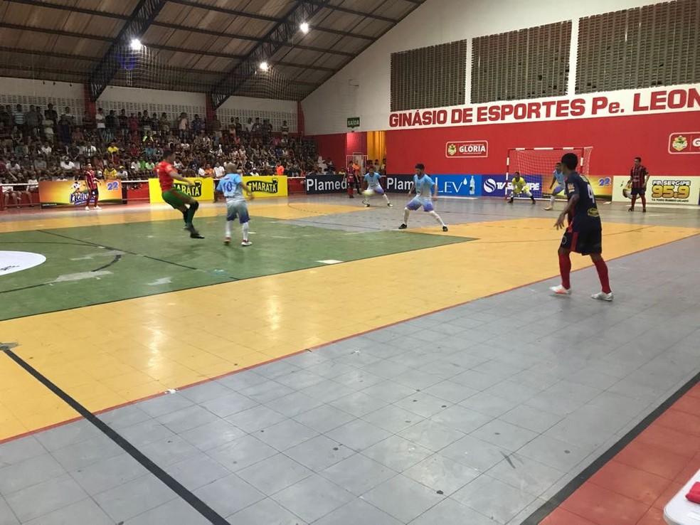 Copa TV Sergipe 2018: Cumbe x Canindé (Foto: Thiago Barbosa)