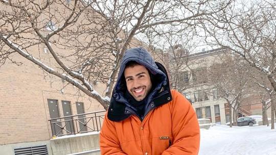 Juliano Laham se muda para o Canadá para estudar inglês e fará curso de teatro nos EUA: 'Para me reciclar'