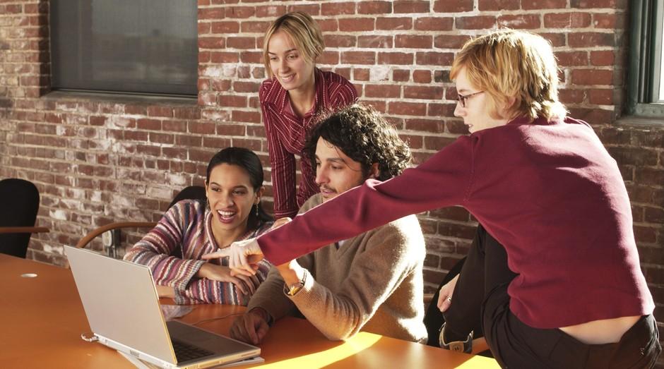 Densidade de participantes e eventos ajudam na formação de comunidades de startups (Foto: Thinkstock)
